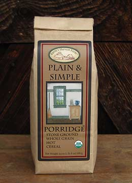 Plain & Simple porridge bag